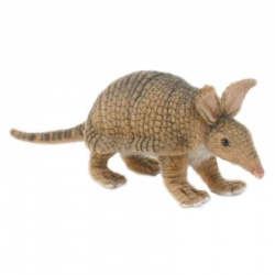 Hansa Mini Armadillo Plush Soft Toy
