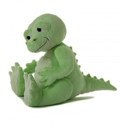 Charlie Bears Baby Boutique Caspian Crocodile Soft Toy
