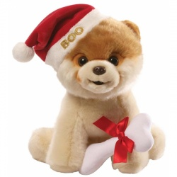 Gund Boo Christmas Soft Toy