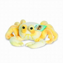 Teddy Hermann Crab Soft Toy 19cm