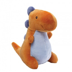 Gund Crom Plush Soft Toy Dinosaur