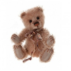 Charlie Bears Minimo Diddy Mohair and Wool Teddy Bear