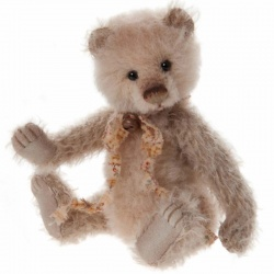 Charlie Bears Minimo Dinky Mohair and Wool Teddy Bear