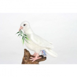 Hansa Dove white 20cm Plush Soft Toy