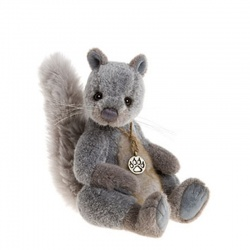 Charlie Bears Dray 2016 Plush Squirrel