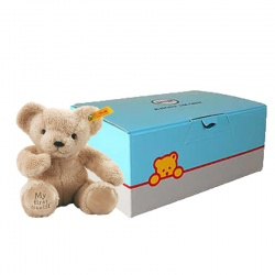 Steiff My First Teddy Beige Gift Boxed