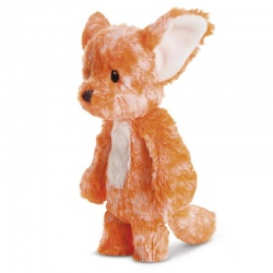 Aurora World Smitties Fox Plush Soft Toy Animal