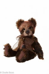 Charlie Bears Isabelle Gadget 27cm Limited Edition 2015 Teddy Bear
