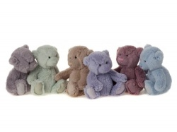 Charlie Bears Travel Buddy Selection Choose from 6 Bears