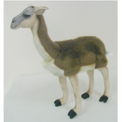 Hansa Guanaco 32cm Plush Soft Toy