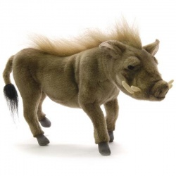 Hansa Warthog 35cm Plush Soft Toy