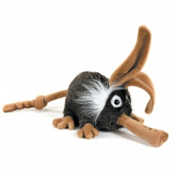 Hansa Wood hog Soft Toy 26cm