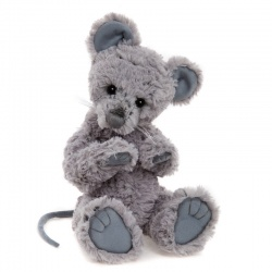 Charlie Bears Hickory Mouse Soft Toy