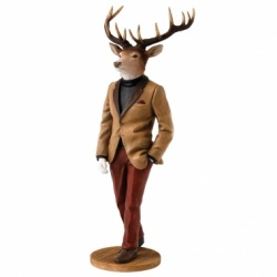 Stags With Style Hugo Figure