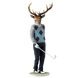 Stags With Style Jack Figurine