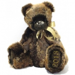 Kaycee Bears Parkes Plush Soft Teddy Bear