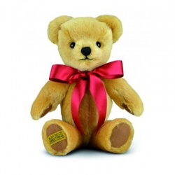 MerryThought London Gold Teddy Bear - Large