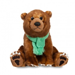 Aurora We're Going on a Bear Hunt Medium Plush Soft Toy