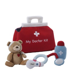 Gund My First Doctors Playset