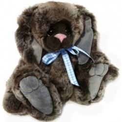 Kaycee Bears Roger Bunny Plush Teddy Bear