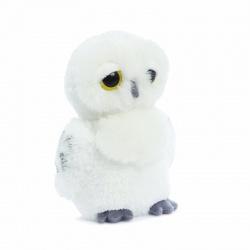 Aurora Dreamy Eyes Snowy Owl Plush Soft Toy