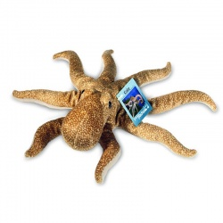 Teddy Hermann Octopus Soft Toy 30cm