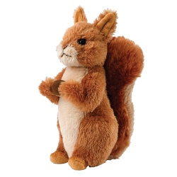 Gund Beatrix Potter Nutkin Squirrel Soft Toy