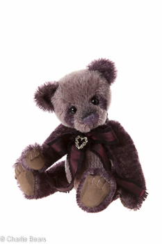 Charlie Bears Isabelle Collection Tibbles Mohair Teddy