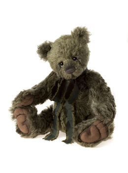 Charlie Bears Isabelle Collection Wiggy Mohair Teddy