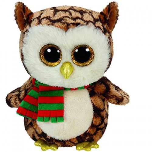 TY Beanie Boo Wise the Owl