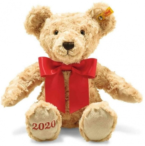 Steiff Cosy Year Bear 2020 Gift Boxed