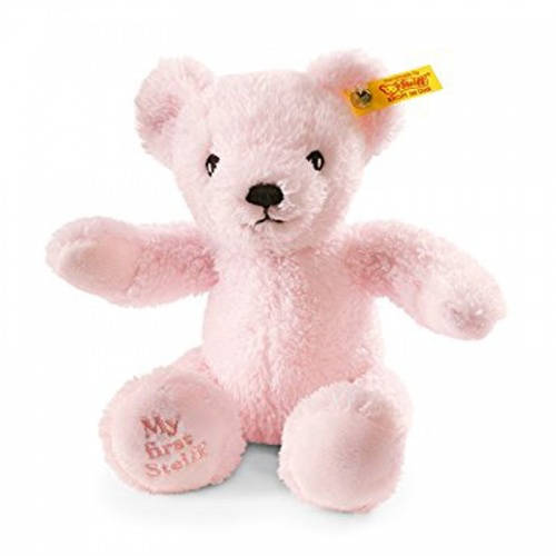 Steiff My First Teddy Pink