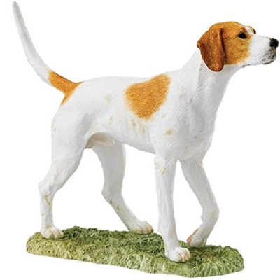 Border Fine Arts Foxhound Figurine