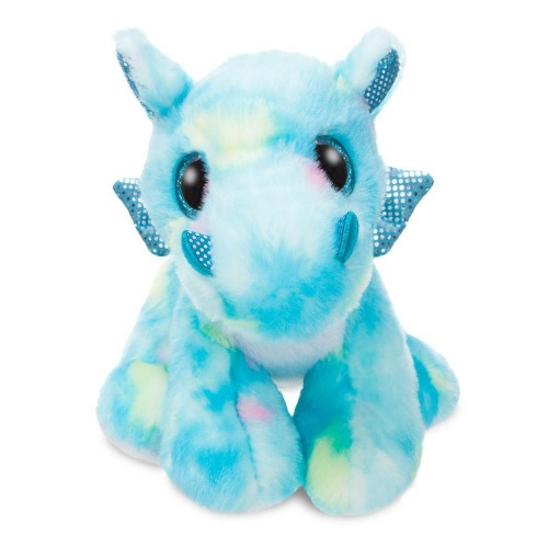 Sparkle Tales Storm Dragon Blue Soft Toy