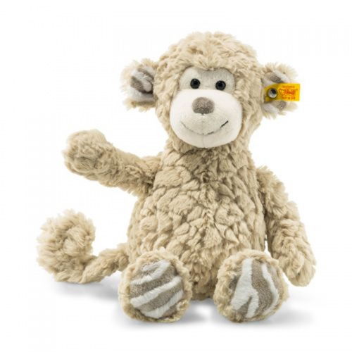 Steiff Soft Cuddly Friends Bingo Monkey Large Soft Toy