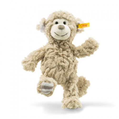 Steiff Soft Cuddly Friends Bingo Monkey Small Soft Toy