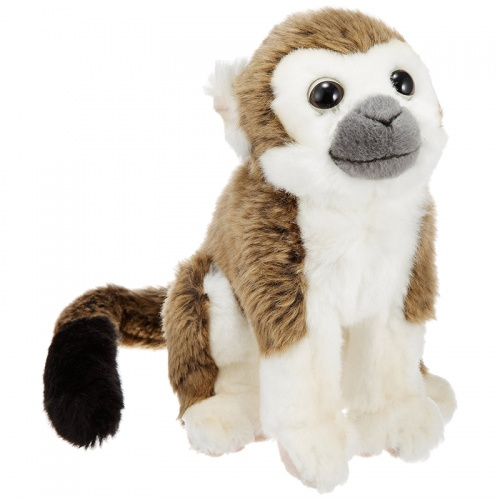 Teddy Hermann Brown Monkey Plush Soft Toy