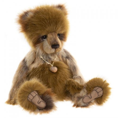 Charlie Bears Snickerdoodle 2021 Teddy