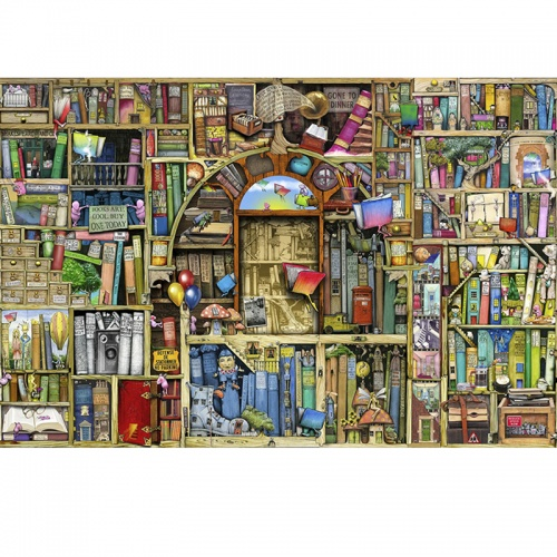 Wentworth Neverending Stories 250 Piece Laser Cut Wooden Jigsaw Puzzle