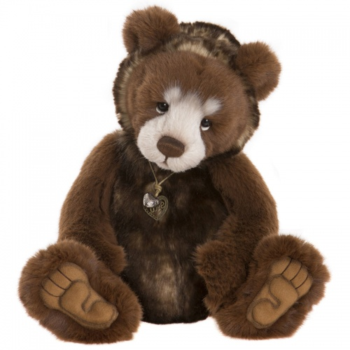 Charlie Bears Pamper 2018 Bear
