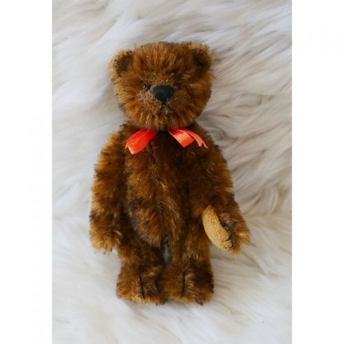 Deb Canham Plymouth Limited Edition Mohair Teddy Bear