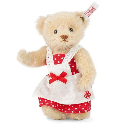 Steiff Jill Limited Edition Mohair Teddy Bear