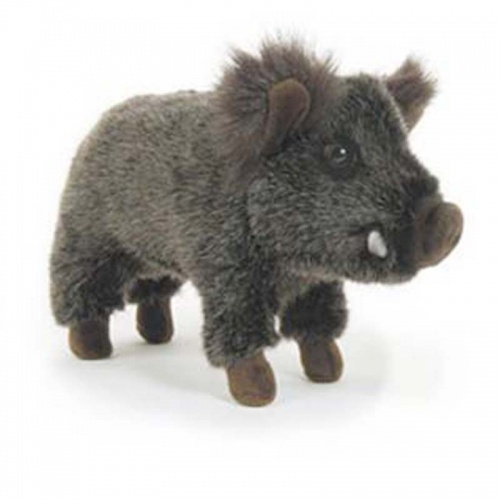 Hansa Wild Pig 21cm Plush Soft Toy
