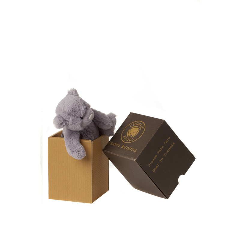 SPECIAL OFFER Brand New Stock! Charlie Bears Green Travel Buddy SHACKLETON