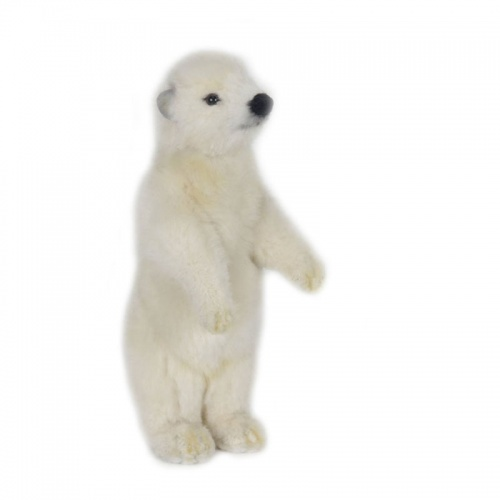 Hansa Mini Polar Bear Plush Soft Toy