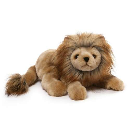 Gund Roary Lion Plush Soft Toy Teddy