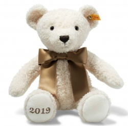 Steiff Cosy Year Bear 2019 Gift Boxed