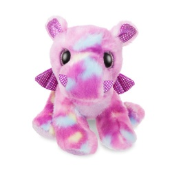 Sparkle Tales Amethi Dragon Purple Soft Toy