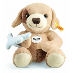 Steiff Bernie Hund Plush Soft Toy Teddy Dog