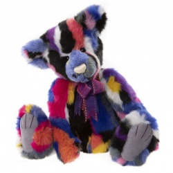 Charlie Bears Kaleidoscope 2021 Teddy